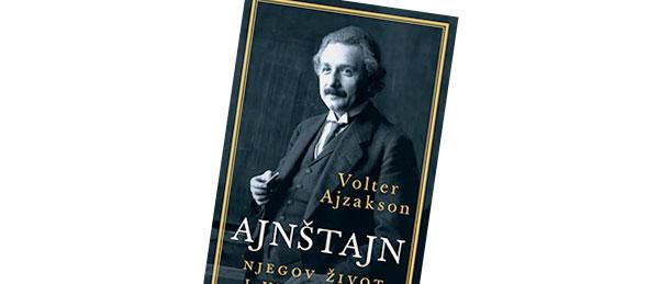 Ajnštajn, Volter Ajzakson