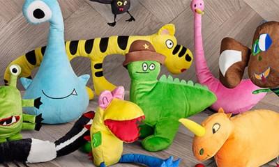 Ikea je napravila igračke od dečijih crteža