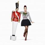 Katy Perry za H&M i prazničnu kolekciju