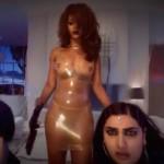 Praktično gola Rihanna, ponovo