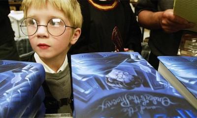 J. K. Rowling sprema novu knjigu za klince  %Post Title