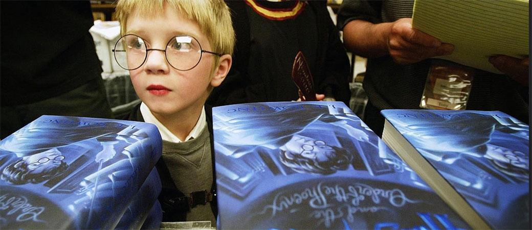 J. K. Rowling sprema novu knjigu za klince