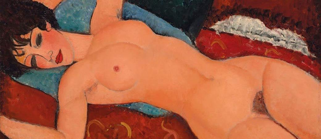 Modigliani prodat za 170 miliona