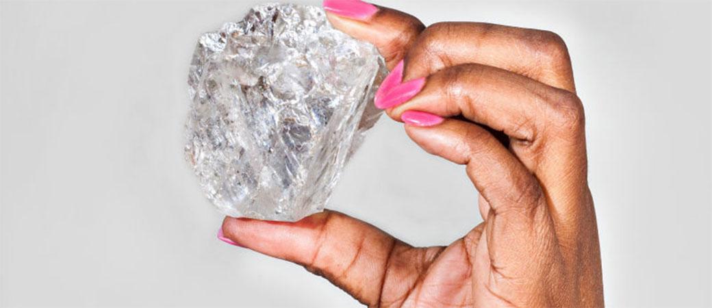 Pronađen najveći dijamant u poslednjih 100 godina