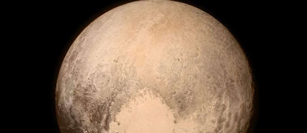 Pluton: Ništa poput ovoga nikad nije viđeno