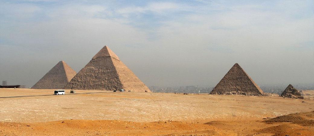 Termalno skeniranje otkrilo nešto čudno u Keopsovoj piramidi