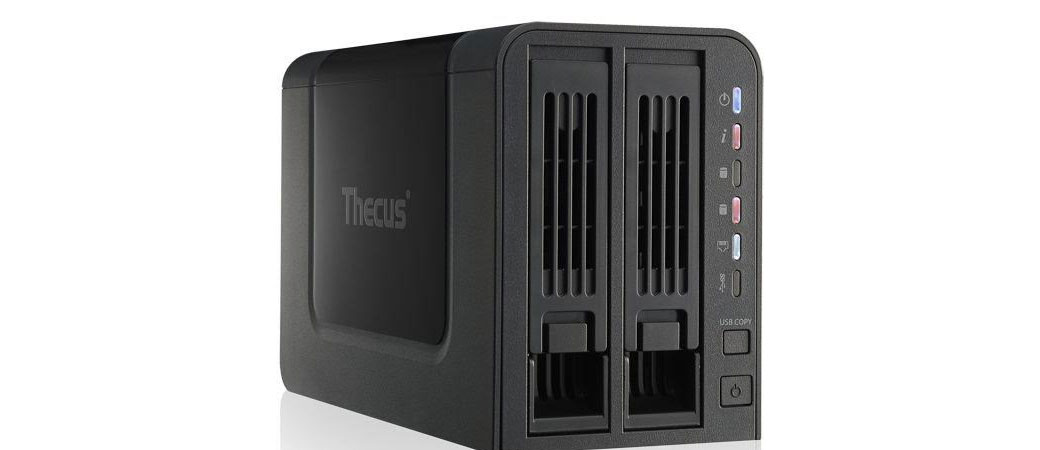 Slika: Mali NAS server velikih mogućnosti
