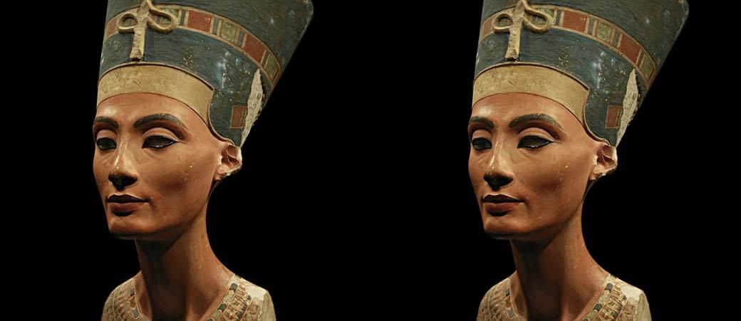 Slika: Tutankamonova grobnica ipak krije tajnu?