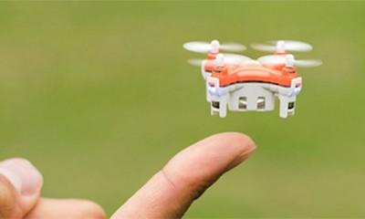 Ovo je najmanji dron na svetu  %Post Title