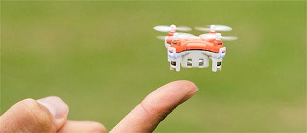 Ovo je najmanji dron na svetu