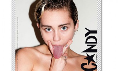 Terry Richardson skinuo Miley Cyrus  %Post Title