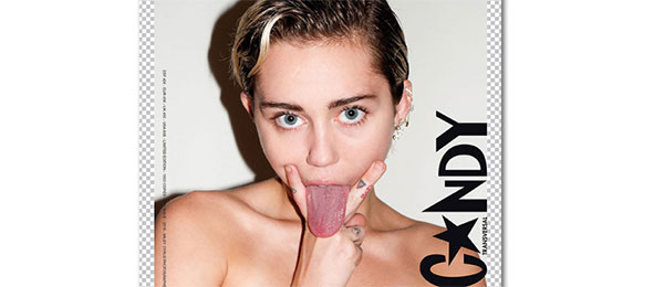 Terry Richardson skinuo Miley Cyrus