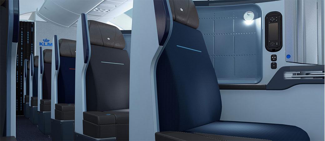 Kabina aviona koja izgleda kao topla soba