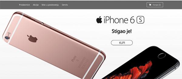 Novi iPhone 6s i iPhone 6s Plus telefoni dostupni u iStyle i WinWin radnjama!
