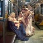 Scene renesanse prebačene u moderna vremena su tako zabavne