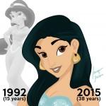 Kako Disney princeze izgledaju danas