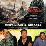 "Men's night u bioskopima ""Cineplexx"" 3. oktobra  %Post Title"