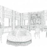 Nacrtane sobe