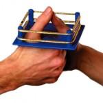Ring za borbu palčevima  %Post Title
