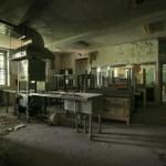 Fotografije napuštene psihijatrijske bolnice