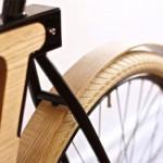 Još jedan drveni bicikl
