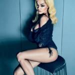 Rita Ora u toplesu  %Post Title