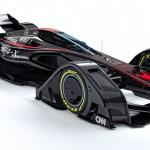 Ovo je Formula 1 iz budućnosti