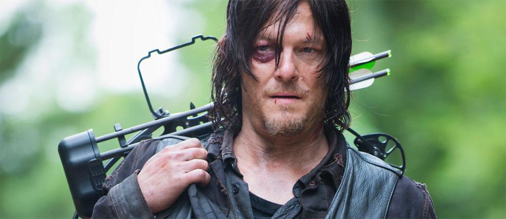 Slika: Glumca iz serije Walking Dead ugrizla obožavateljka