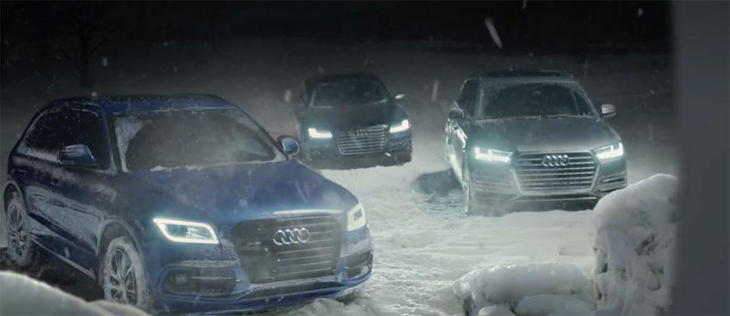 Reklama za Audi zbog koje ćete poželeti da imate para