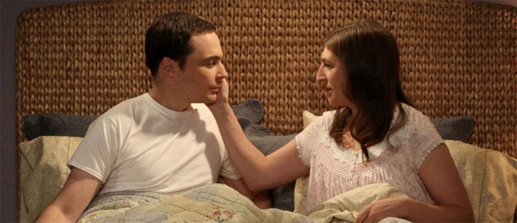 Slika: Sheldon i Amy imali seks!