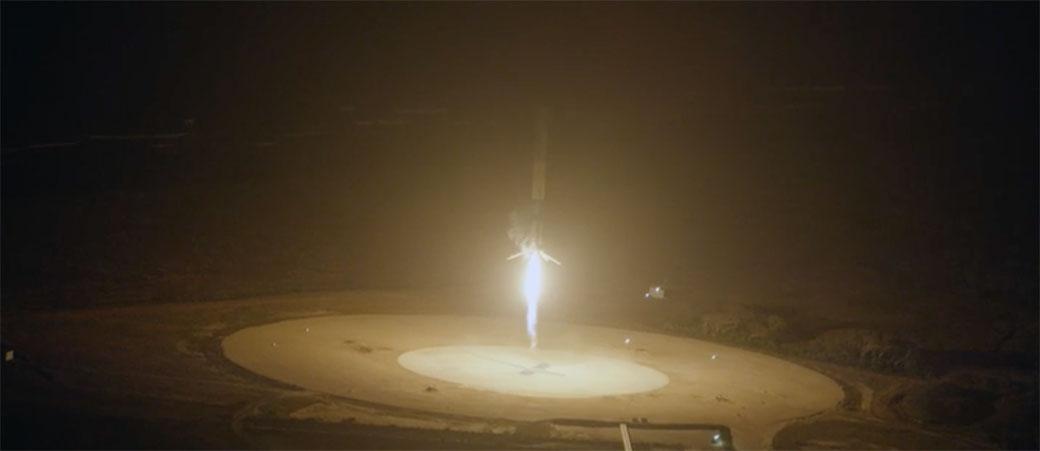 Svemirska revolucija: SpaceX vratio raketu na Zemlju