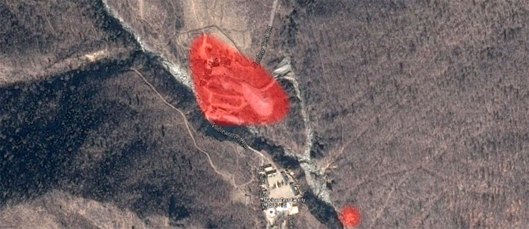 Šta to gradi Severna Koreja?