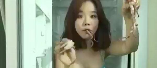 Ljudi ne mogu da se zasite ove Korejke