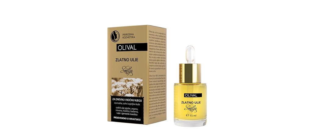 Slika: Olival Zlatno ulje smilja