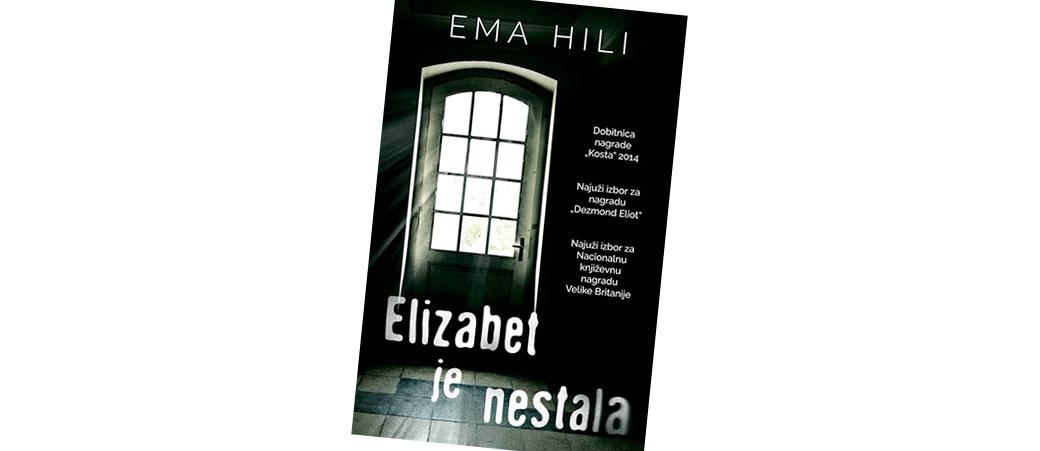Elizabet je nestala, Ema Hili