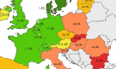 Gde u Evropi mladi žive sa roditeljima?