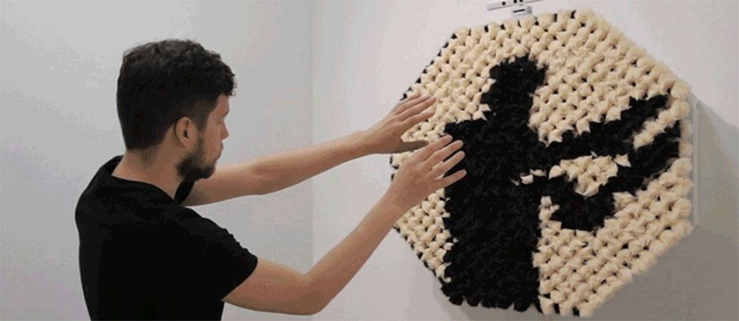 Slika: Ogledalo od vune je potpuno genijalno