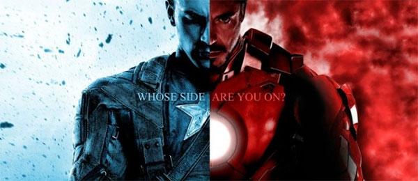 Captain America: Civil War: Prvi trejler