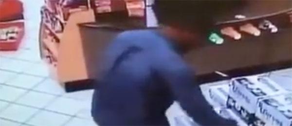 Kako da zaustaviš lopova jednim potezom