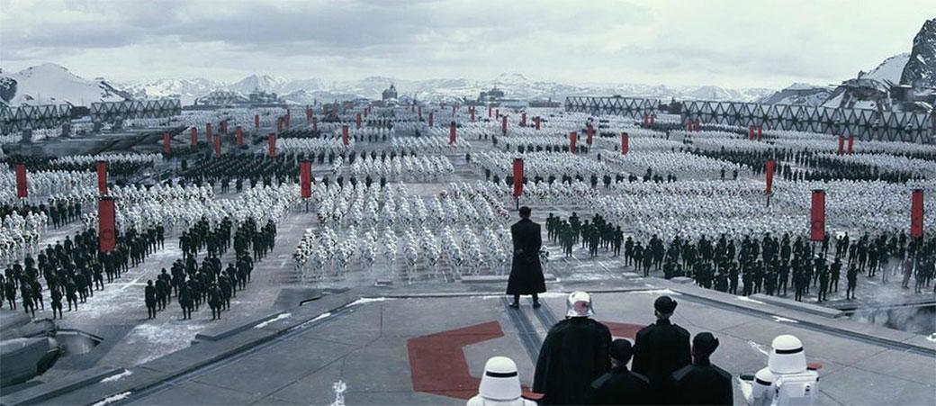 Slika: Star Wars već zaradili milijardu dolara