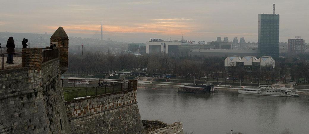 Nije vam ovo magla, to je zagađenje