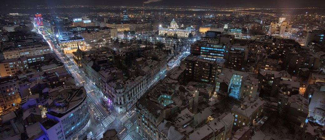 Ove čudesne fotografije Beograda noću će vas ostaviti bez daha