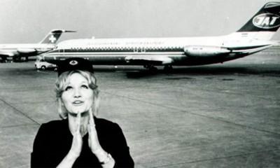 Stjuardesa JAT-a Vesna Vulović na današnji dan je pala sa 10.160 metara  %Post Title