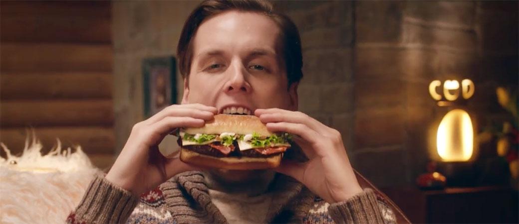 Samo pomislite na zimski sendvič iz Meka