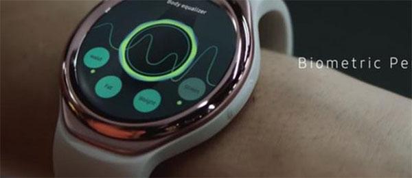 Procurele slike Samsungovog novog sata