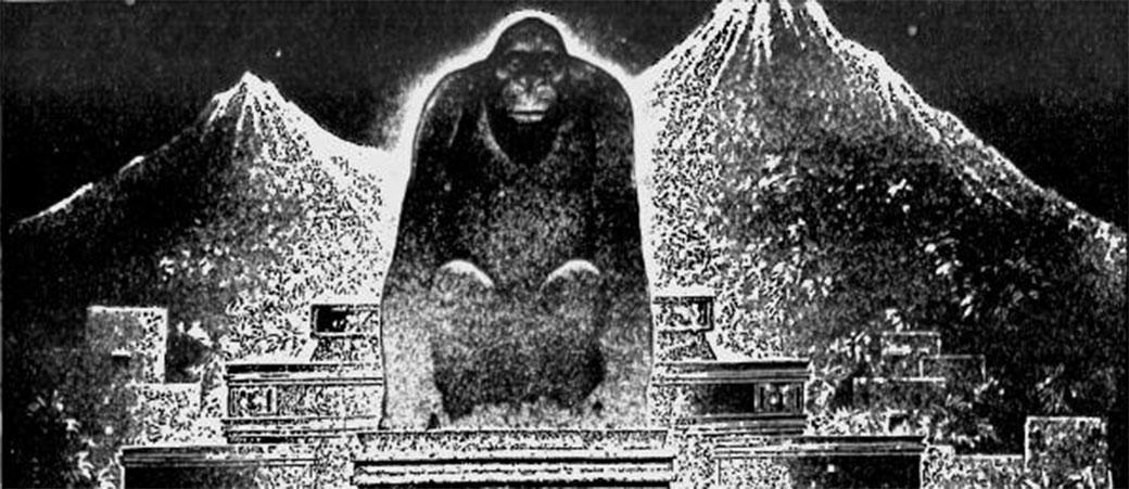 Honduras traži drevni Grad Boga Majmuna
