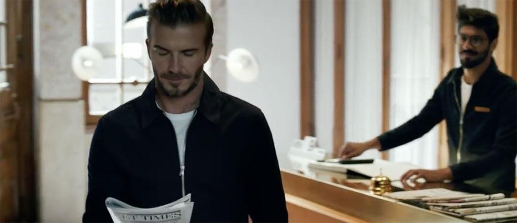H&M ima parodiju na Davida Beckhama