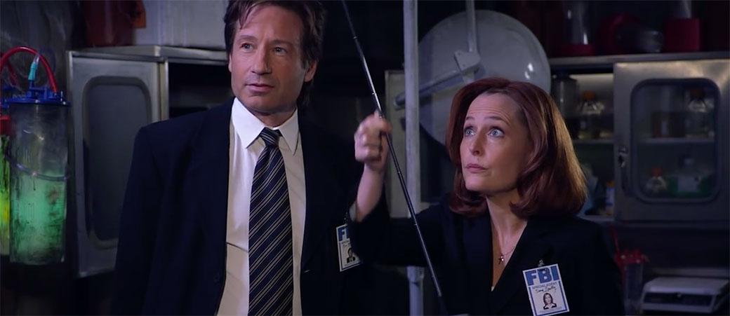 Mulder i Scully su najzad imali seks
