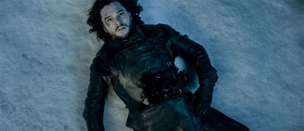 Kit Harington: Jon Snow je mrtav BRE