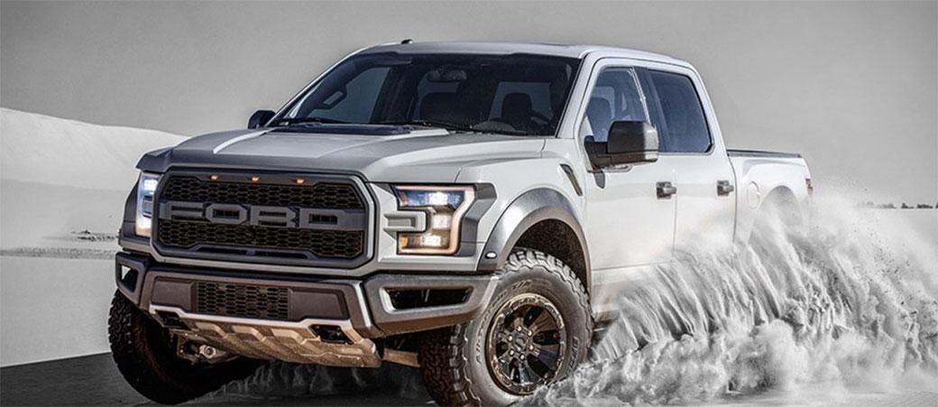 Slika: Fordova zver od džipa